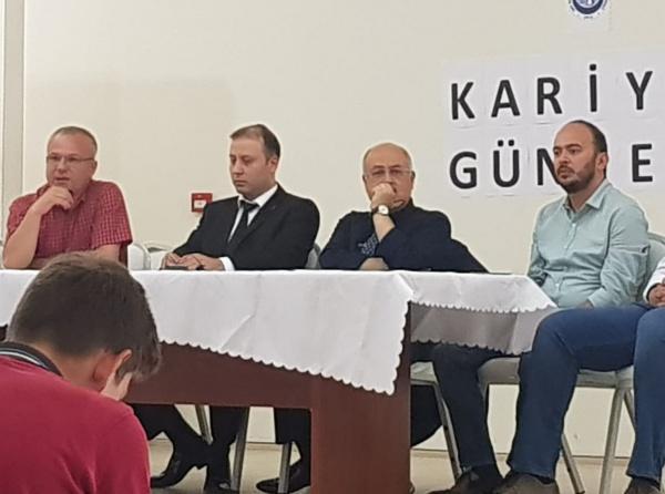 Kariyer Günleri Hacı Yılmaz Emine Urhan Imam Hatip Ortaokulu